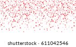 seamless background with... | Shutterstock .eps vector #611042546