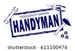 handyman.  high quality service ...
