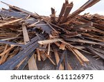 Pile Of Wooden Planks At...