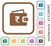 Indian Rupee Wallet Simple...