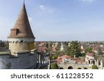 bory castle in hungary | Shutterstock . vector #611228552