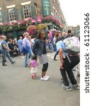 london   august 14 ... | Shutterstock . vector #61123066