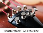 close up details of the fine... | Shutterstock . vector #611250122