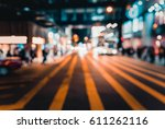abstract background of people... | Shutterstock . vector #611262116