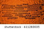 innovation word cloud  business ...   Shutterstock . vector #611283035