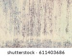 dirty surface of a marble... | Shutterstock . vector #611403686