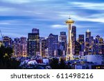 Seattle Washington Usa. 3 25 1...
