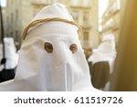 enna  sicily  italy   march 25  ... | Shutterstock . vector #611519726
