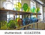 italy   venice   murano  ... | Shutterstock . vector #611623556
