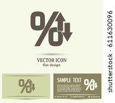business cards design....   Shutterstock .eps vector #611630096