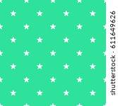 star background green color... | Shutterstock .eps vector #611649626