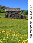 Traditional Stone Barn In The...