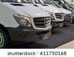 nadarzyn  poland   march  23 ... | Shutterstock . vector #611750168