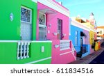 Colorful Houses In Cape Town ...
