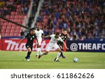 bangkok thailand 23mar 2017...   Shutterstock . vector #611862626