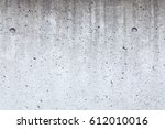 cement or concrete wall texture ... | Shutterstock . vector #612010016