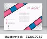 flyer  brochure  billboard... | Shutterstock .eps vector #612010262