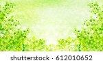 Fresh Green Leaf Green...
