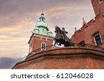 Wawel Royal Castle In Polish...