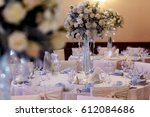 Luxury Decorated Tables At Ric...