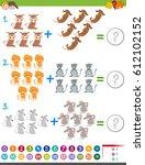 cartoon vector illustration of...   Shutterstock .eps vector #612102152