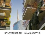 milan  italy   march 2017 ... | Shutterstock . vector #612130946