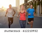 diverse group of people... | Shutterstock . vector #612210932