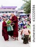 kyaing tong shan state burma  ... | Shutterstock . vector #612220586