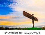 The Angel Of The North A Steel...