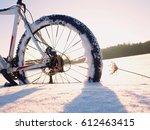 Mountain Bike Stay In Powder...