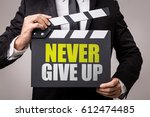 Small photo of Never Give Up