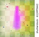 gem idea design | Shutterstock .eps vector #612495662