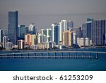 Rickenbacker Causeway And The...