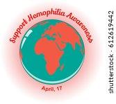 World Hemophilia Day Backgroun...