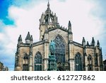 St Giles' Cathedral At The...