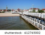 Sopot Town On The Baltic Sea I...