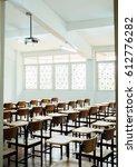 class room   Shutterstock . vector #612776282