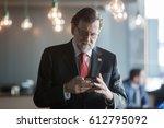 st. julian's   malta  30 march... | Shutterstock . vector #612795092