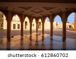 traditional architecture in... | Shutterstock . vector #612860702