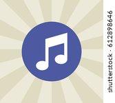 music icon. sign design....
