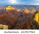 Top View Of Grand Canyon...