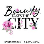 graphic for t shirt | Shutterstock .eps vector #612978842
