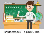 doctor  medical concept design... | Shutterstock .eps vector #613010486