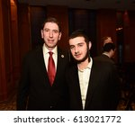 Small photo of NEW YORK CITY - MARCH 29 2017: Rachel Freier judge in Brooklyn's 5th District, & the first Hasidic woman to win elective office in the US, was honored at Brooklyn Law. NYCC member Chaim Deutsch