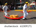 Alkmaar  Holland  The...