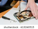 To Disassemble A Hard Drive. T...