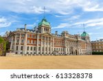 Horse Guards Palace In London