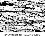 paint splatter background | Shutterstock .eps vector #613434392