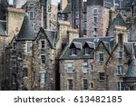 Edinburghs Houses  Scotland