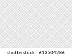bicolor diamonds seamless... | Shutterstock .eps vector #613504286